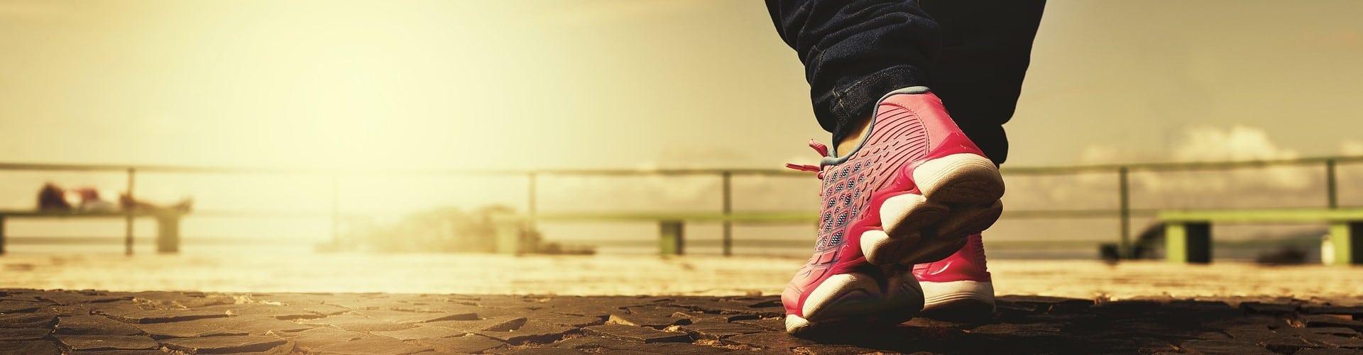 10.000 skridt om dagen - Sådan når du det